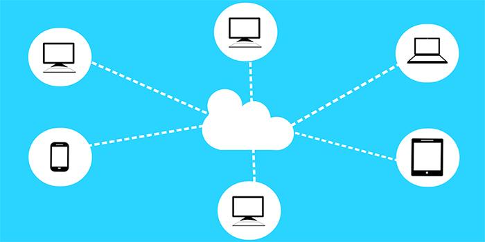 gestionale cloud con una mappa