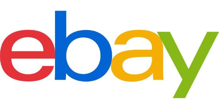 scritta colorata ebay