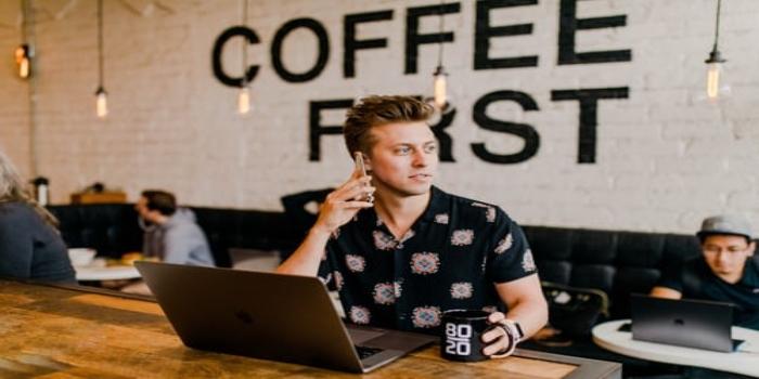lavoratore in smart working